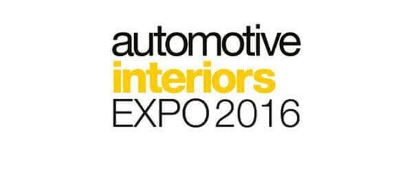 AUTOMATIVE INTERIOR EXPO 2016