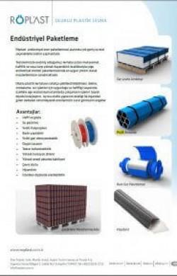 Endüstriyel Paketleme