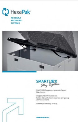 Hexapak Smart Lock